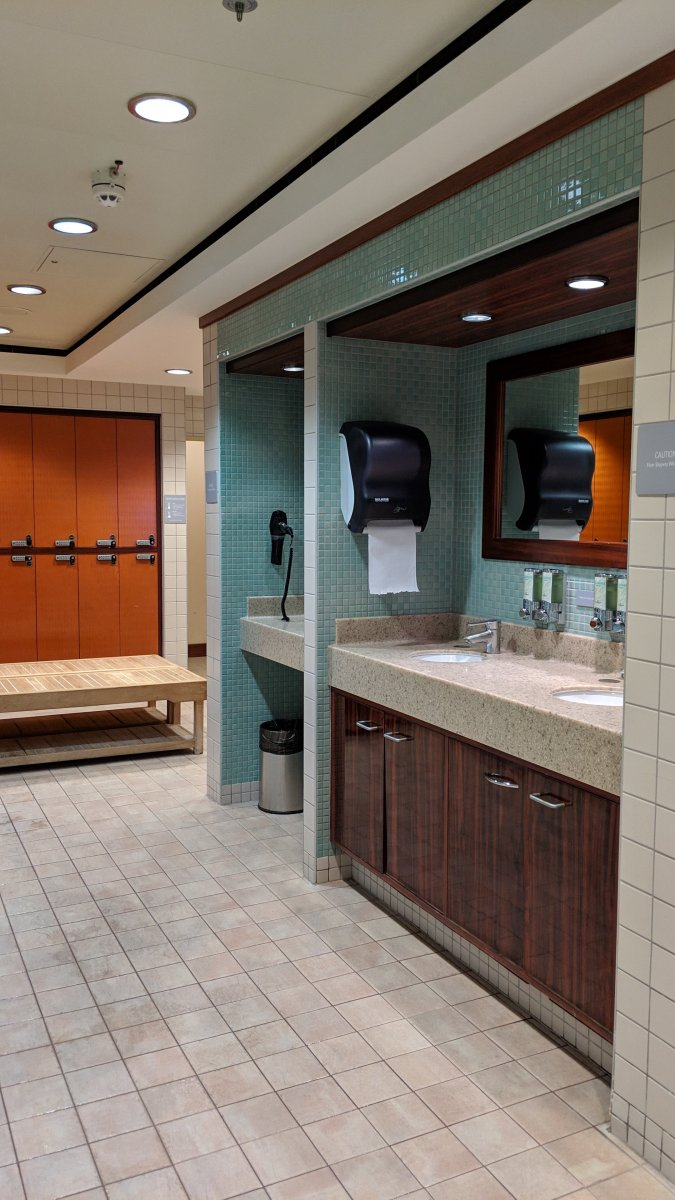 NCL Jewel Thermal Spa and Locker Rooms