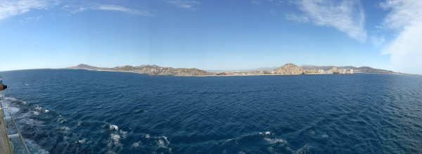 2019 Jan. Panama Canal cruise - Day 17 @ Cabo San Lucas, Mexico