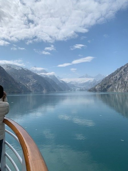 Ruby Princess - Alaska - Aug. 2019'