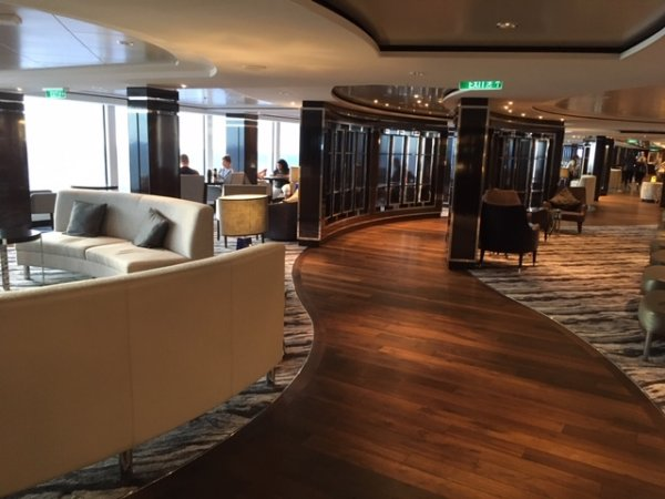 NCL BLISS - Observation Lounge
