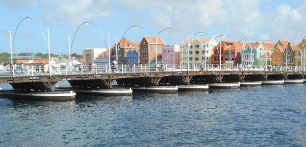 Curacao - Queen Emma Bridge