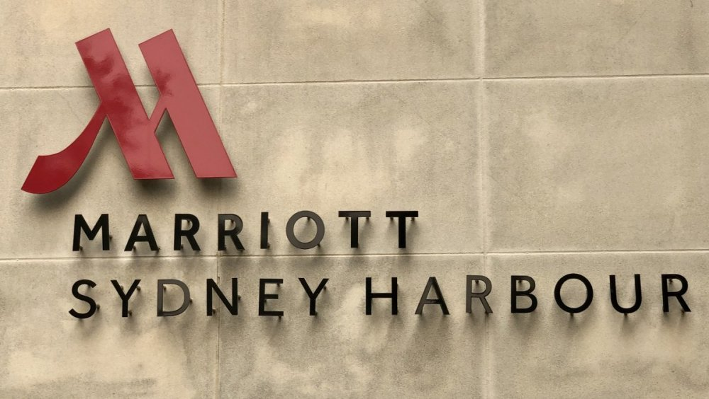Marriott Sydney Harbour Sign.jpg