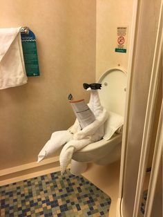 Towel Animal on Toilet 1.jpg