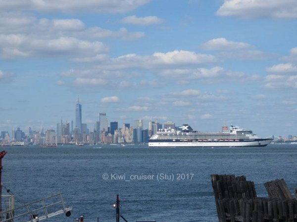 Celebrity Summit in & leaving New York