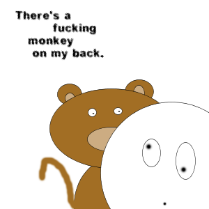 fucking monkeys