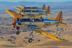Ryans make 2014 calendar, Ghost Warbird