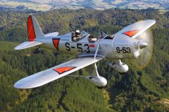 New Zealand Warbirds / MOTAT Ryan STM S2