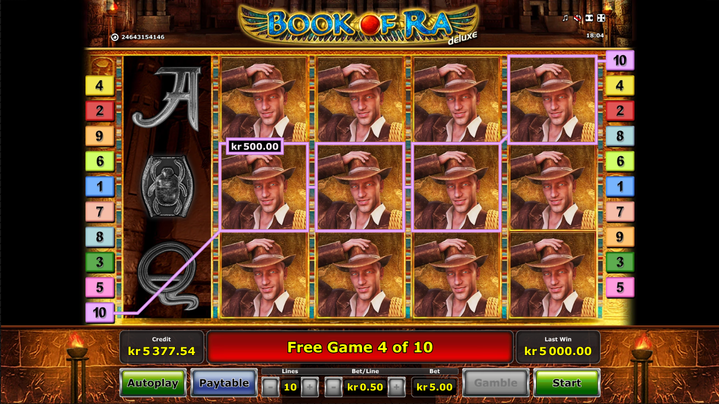Book of ra deluxe 1000x - Big Wins! - AboutSlots Forum