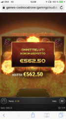 Big Win from Inferno star with 1.5 euro bet!