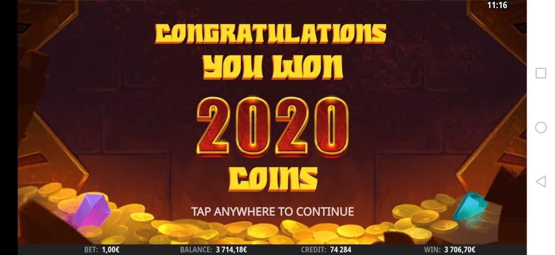 Gold buffalo slot wins 2019