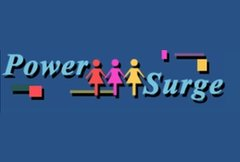 The original Power Surge Logo