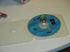 Sega CD cracked