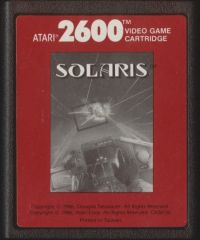 solaris Red cart