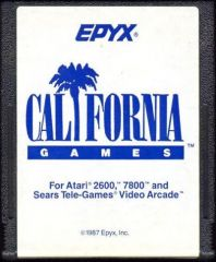 california games cart