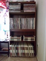 CED and Vinyl collection