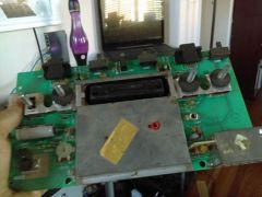 The old, dead Atari 2600 board