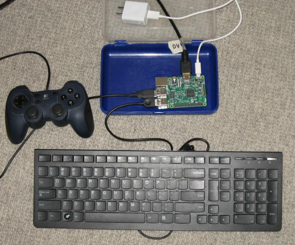 RetroPie - Raspberry Pi Emulation - Emulation - Atari Forums