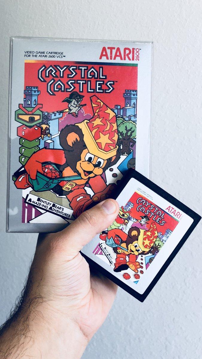 Crystal Castles for Atari 2600 (1984) - Members Albums
