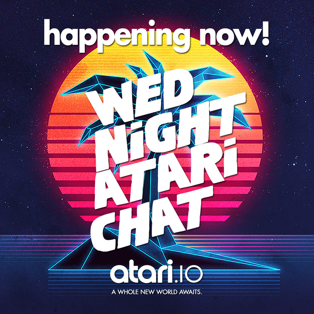 Wednesday Night Atari Chat