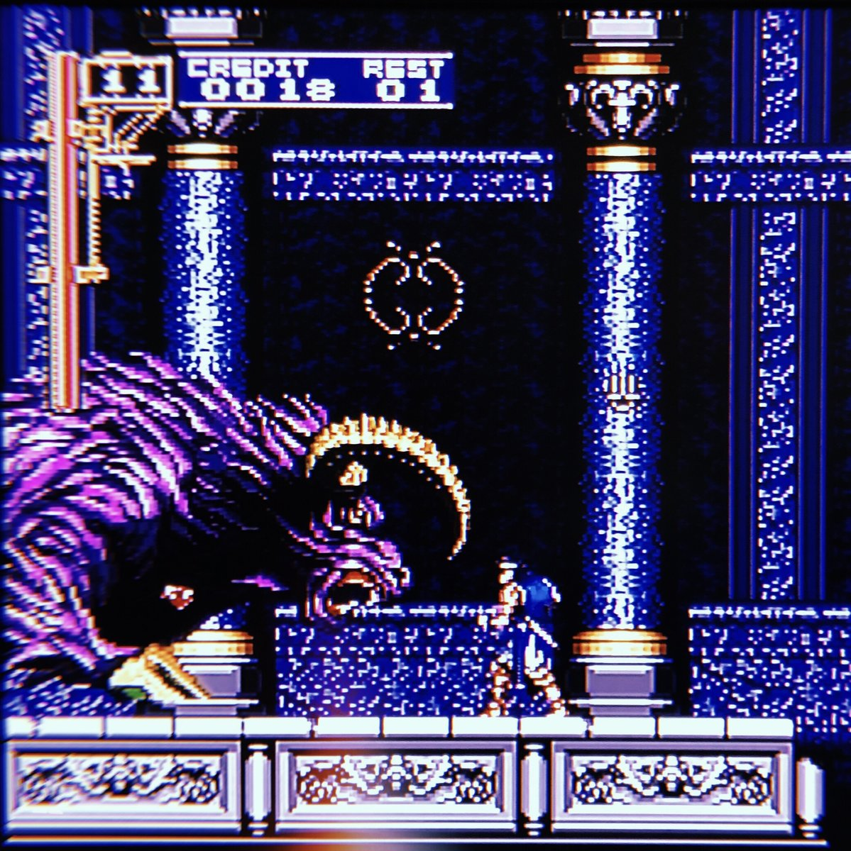 Castlevania: Dracula X Rondo of Blood for TurboDuo (1993)