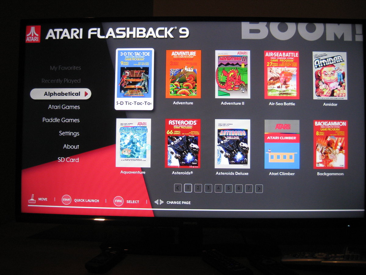 Atari Flashback 9 is Awesome - Atari 2600 - Atari Forums