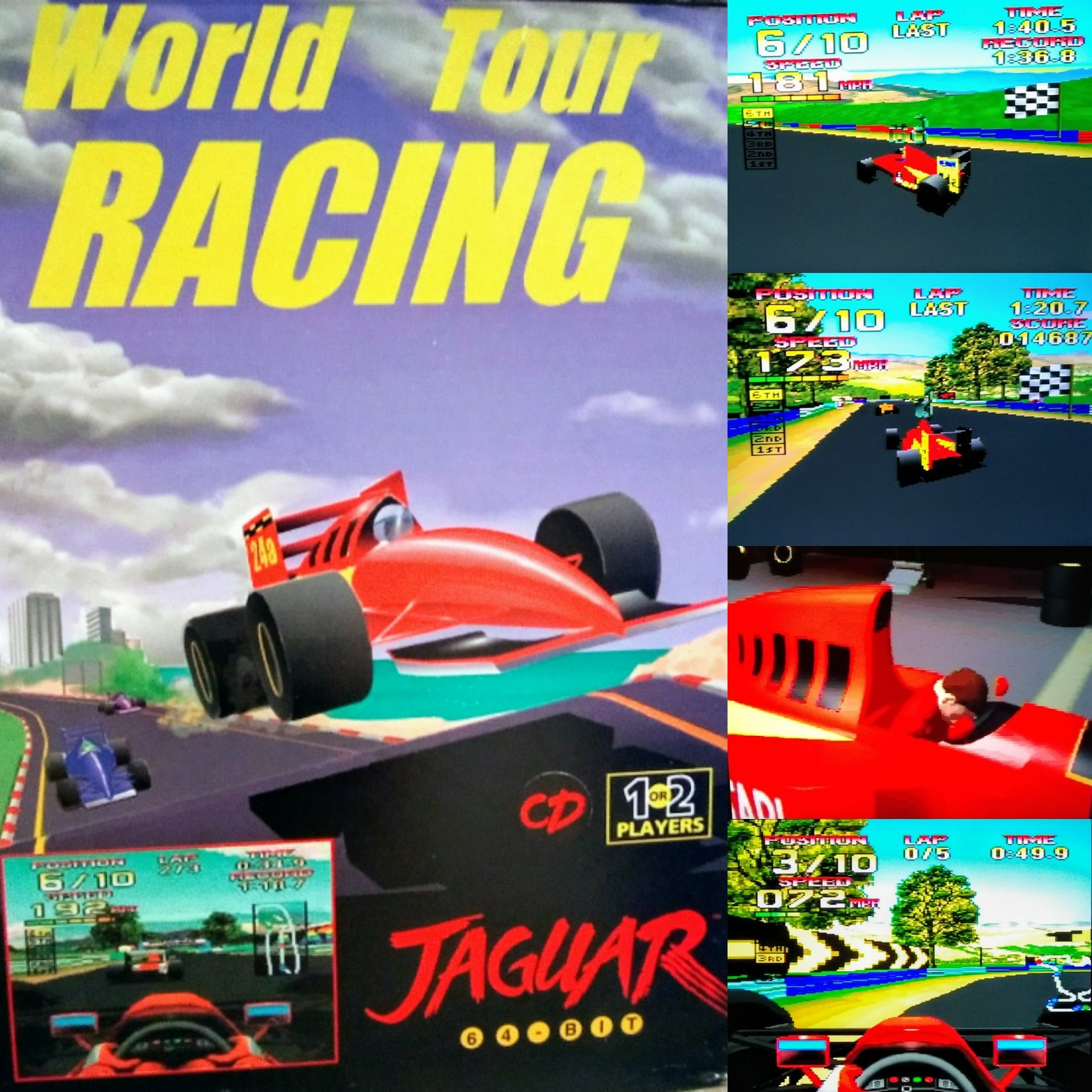 011 - World Tour Racing