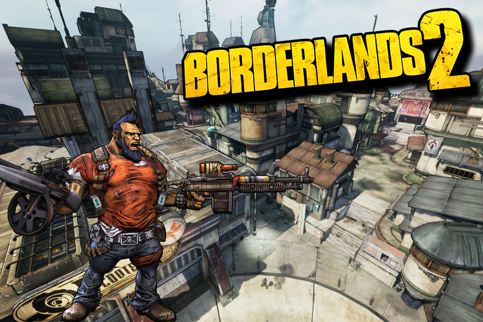 Borderlands 2 Game Play Series