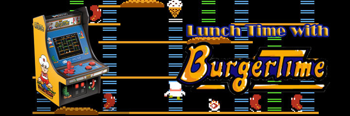 Lunch Time With BurgerTime