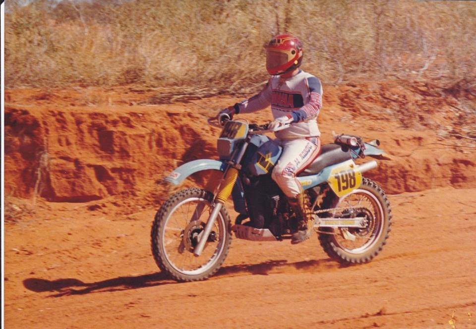 1983 Yamaha IT250 K