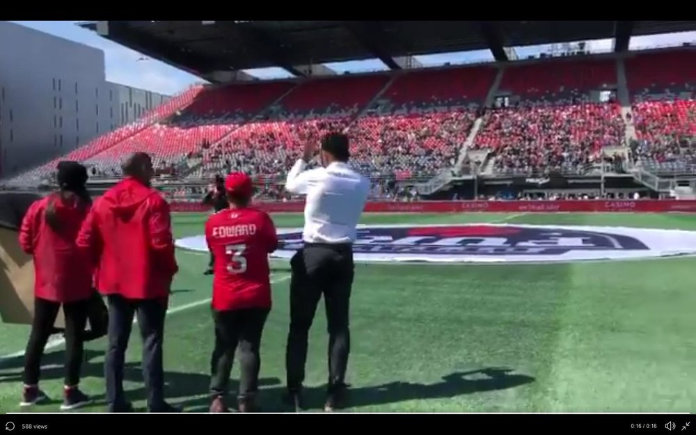 Ottawa Fury home opener April 2019.jpg