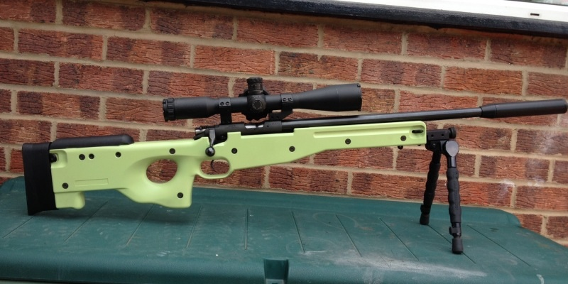 New stock for mye cz452 - Other Sporting Rifles - UKV - The Place