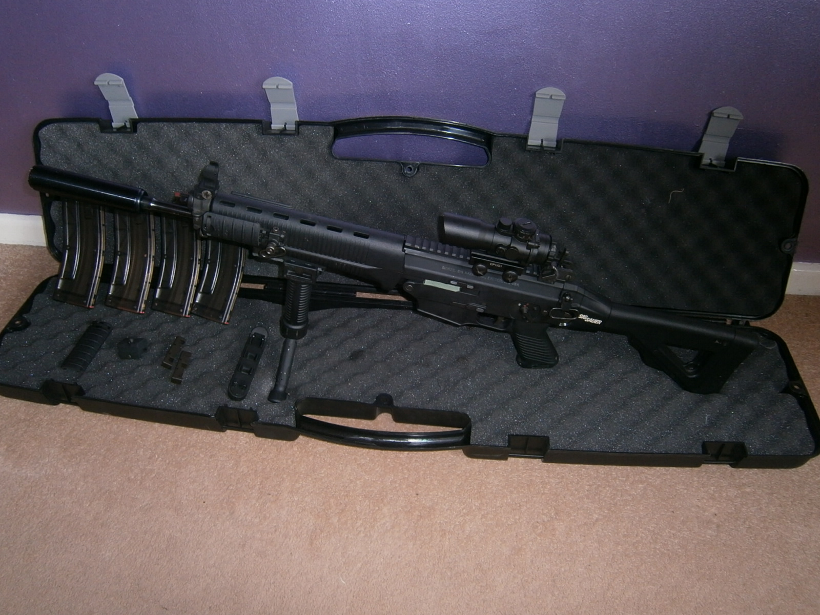 Sig 522 Rifle Accessories For Sale Free Adverts For Private