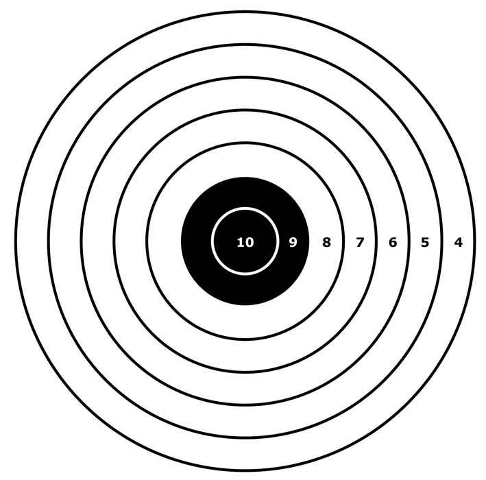 It's just a picture of Trust Air Rifle Targets Pdf