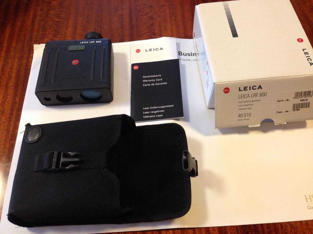 Leica Entfernungsmesser Lrf 800 : Leica lrf 800 rangefinder for sale free adverts private