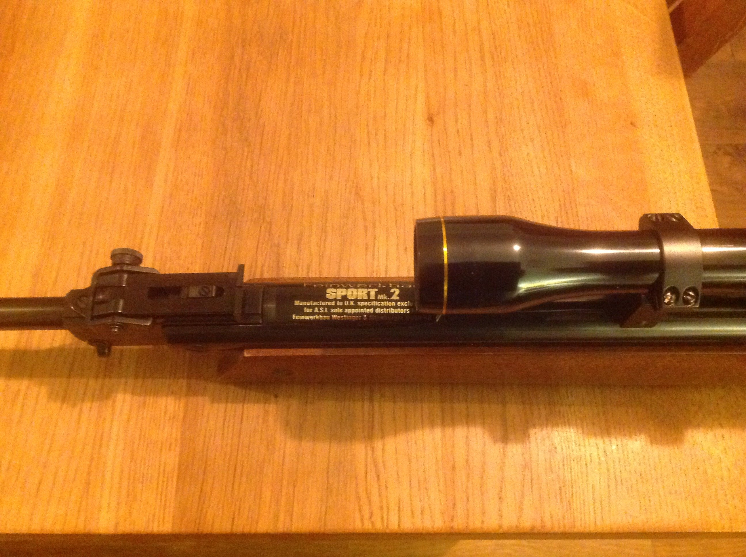 classic air rifle /new toy - General Discussion - UKV - The