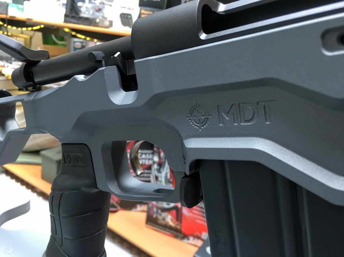 MDT ACC Precision Rifle Chassis System - For Sale ( UKV