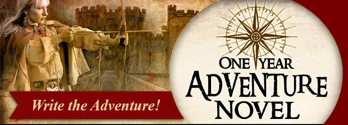 One Year Adventure Novel Forum