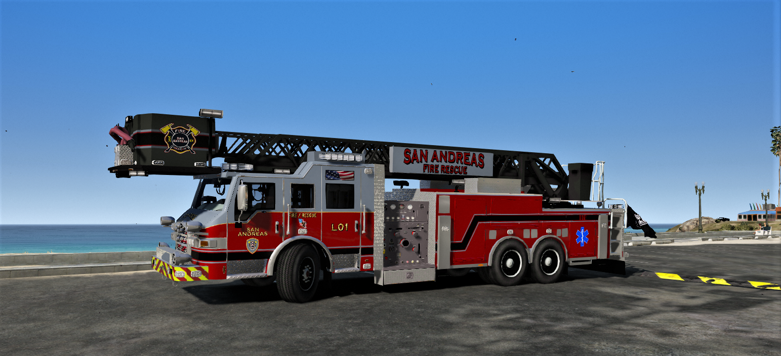 San Andreas Fire Rescue - MidwestRP® Community Forum