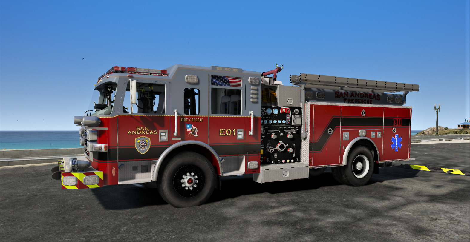 Engine Company - Fire & EMS Photos - MidwestRP Community Forum