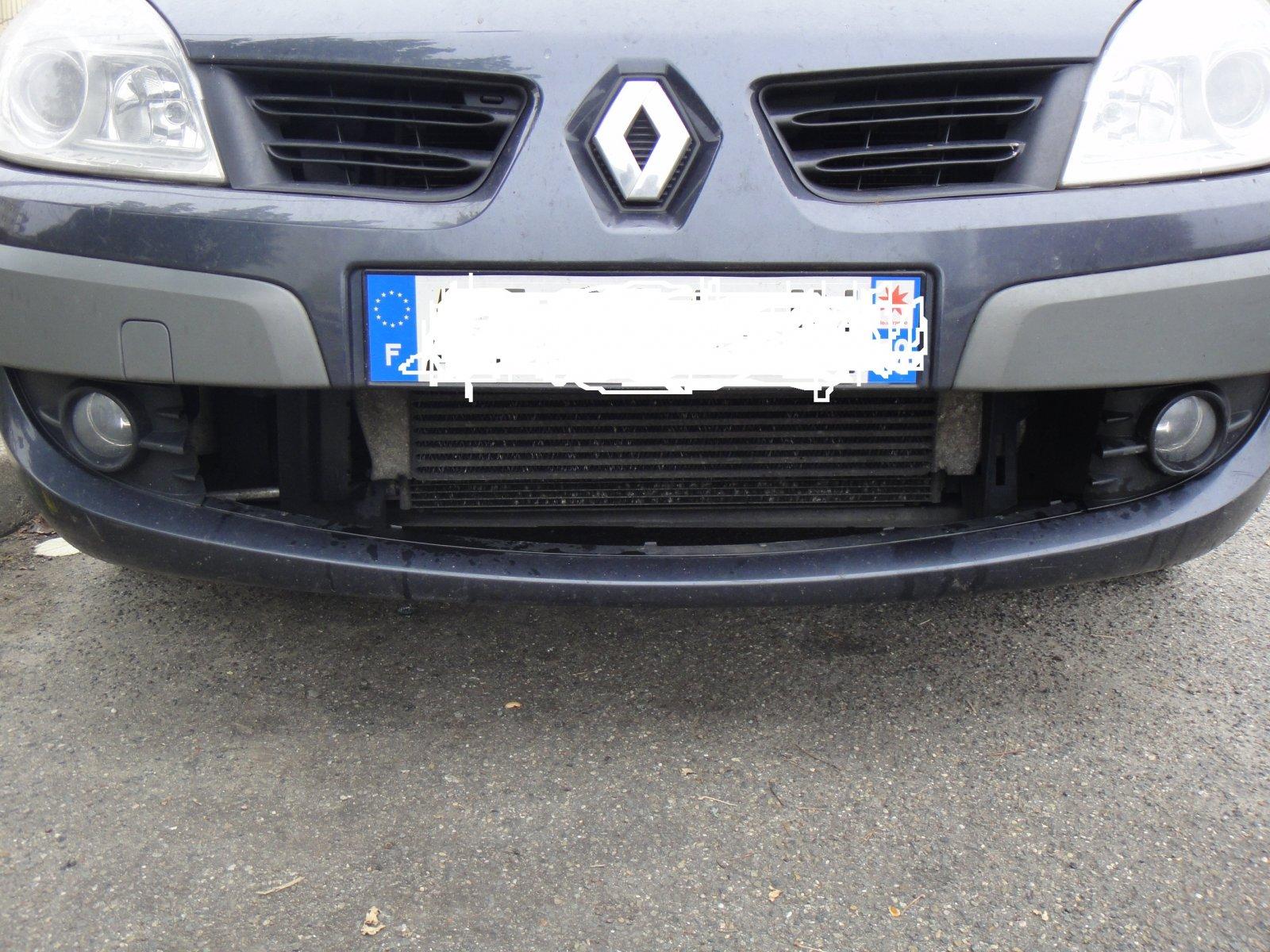 KITT FBPVWG5R32A Pi/èces de pare-chocs avant Grilles lat/érales et couvercles de lave-phares