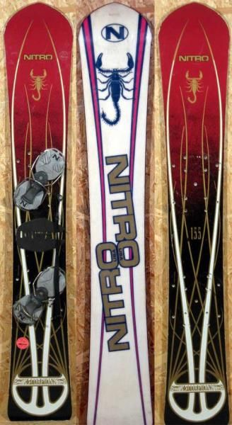 NITRO Snowboards / Re-Visited - Carving Central