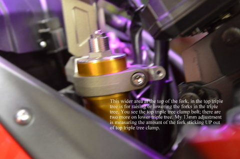 Setting up your suspension for the Real World - FJ-09