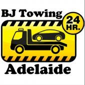 BJ Towing Adelaide