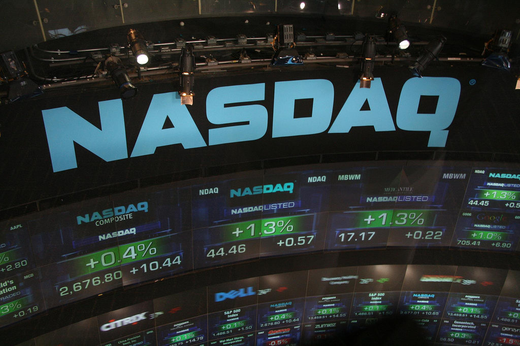 Nasdaq leads the way for stock indices