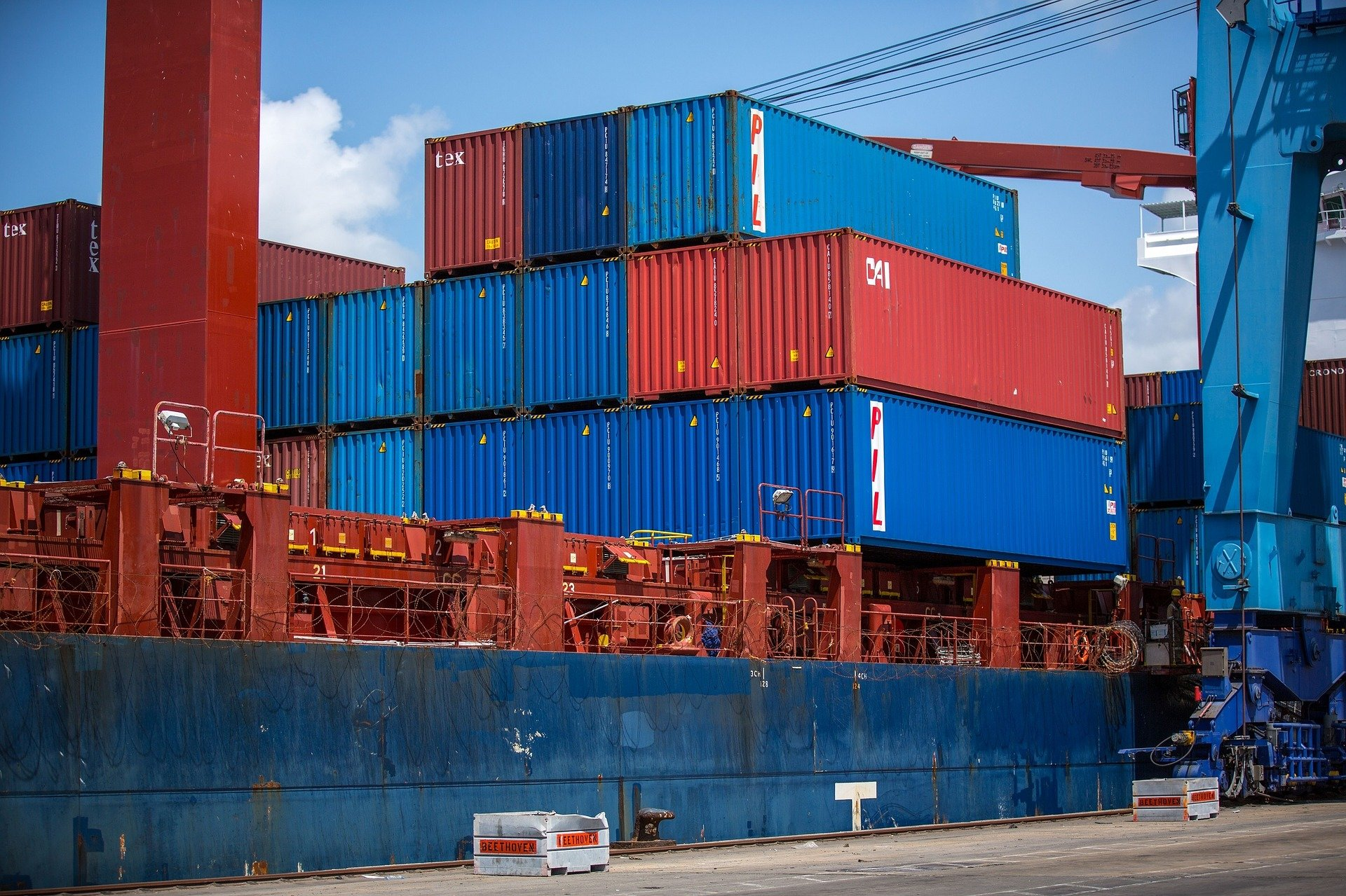 China's exports beat expectations for January - EMEA Brief 14 Feb