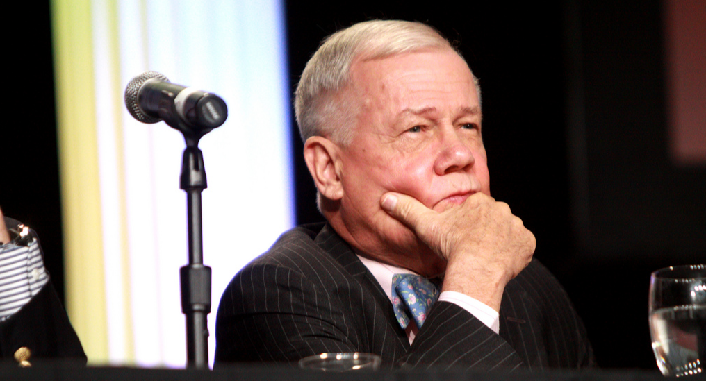 Planned interview with Jim Rogers