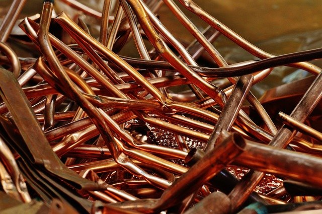 Copper - A leading indicator on the economy?