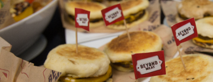 Trade equity options online for Beyond Meat Inc throughout this week over earnings