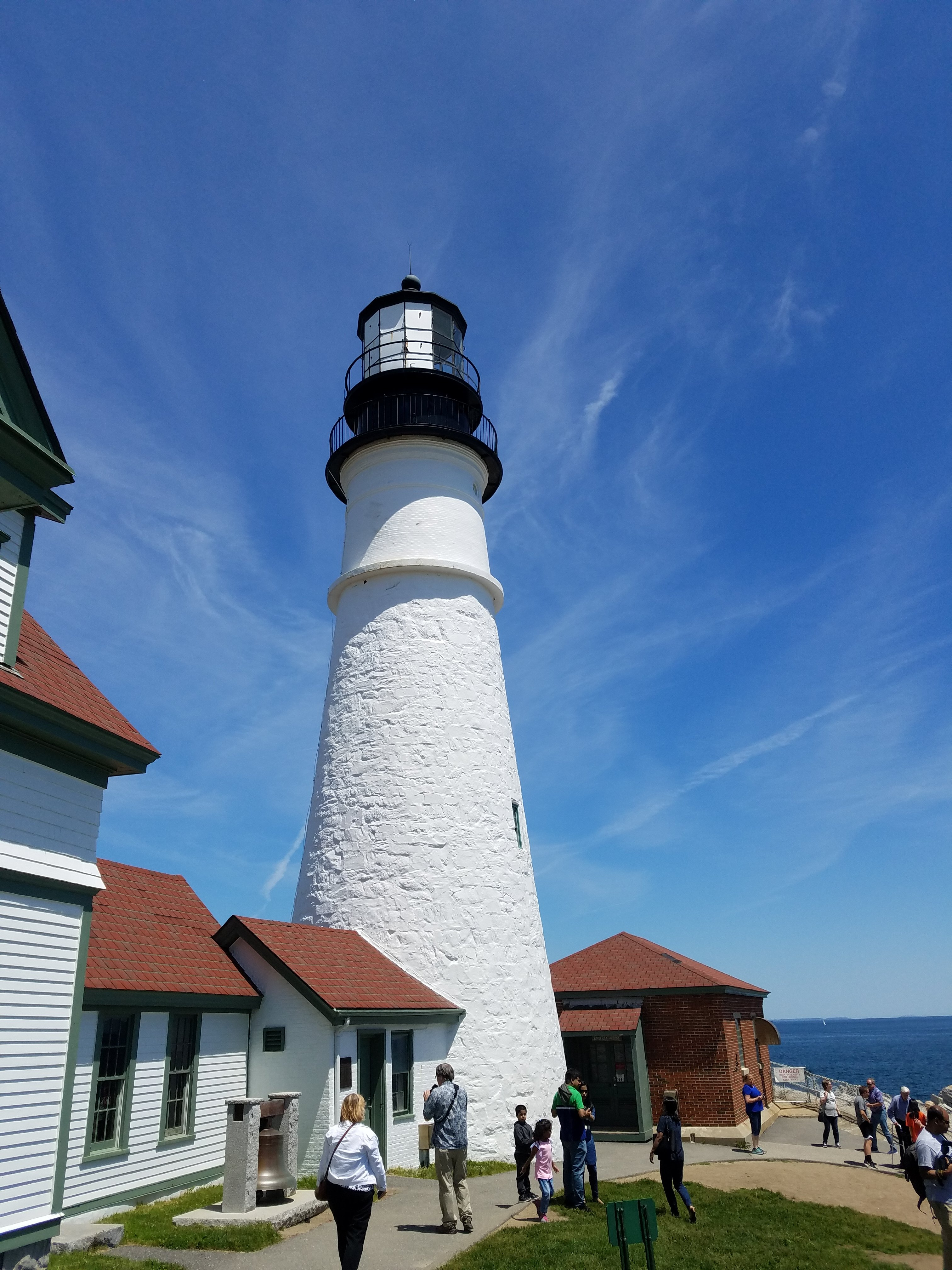 Saturday June 8 - Kennebunk to Bar Harbor