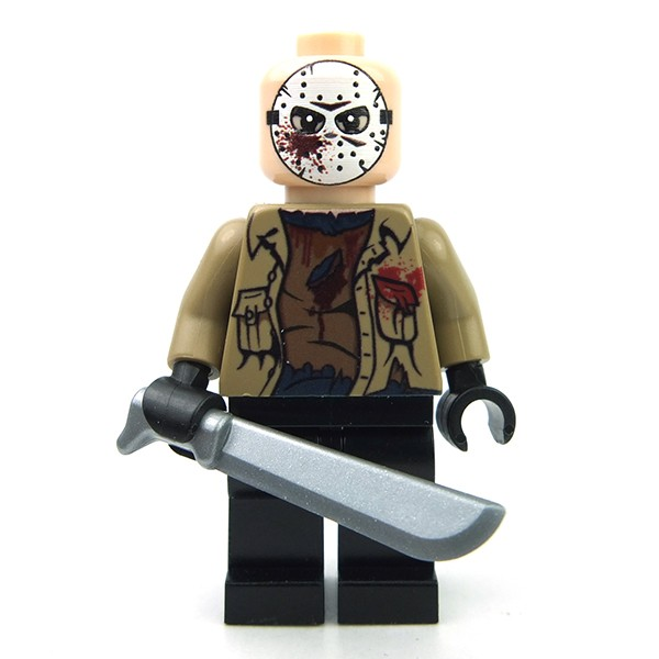 New Jason Variant Page Friday The Th The Game General - Skins para minecraft pe jason